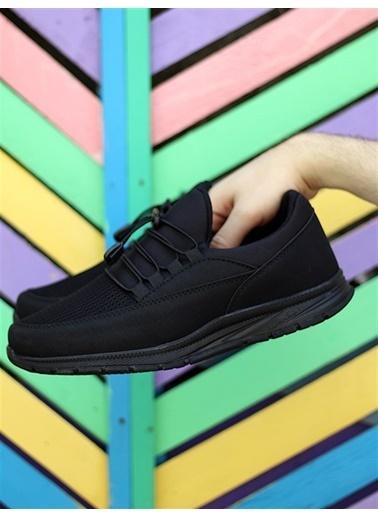 Rodrigo 05 Erkek Ayakkabı Siyah Siyah